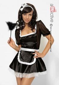 ADDICTIVE LINGERIE - MAID COSTUME - kusząca pokojówka