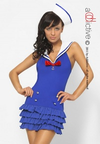 ADDICTIVE LINGERIE -SAILOR - seksowna Pani Marynarz
