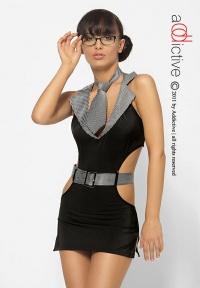 ADDICTIVE LINGERIE - SECRETARY - seksowny kostium sekretarki