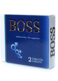 BOSS ENERGY MALE POTENCY TAB - silnie działające tabletki erekcyjne