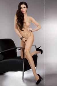 BODYSTOCKING - erotyczny  kostium siateczkowy