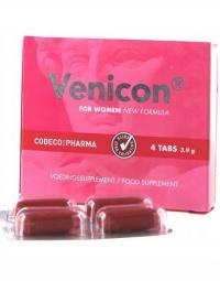 COBECO PHARMA - VENICON FOR WOMEN - tabletki wspomagające libido dla kobiet