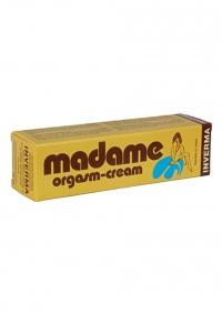 MADAME ORGASM CREAM - krem rozkoszy dla Pań