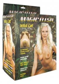 MAGIC FLESH REAL DOLL - lalka 3D + realistyczna vagina