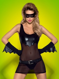 Obsessive - BATWOMAN - kostium 5 częściowy
