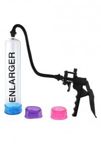 ENLARGER XXL PUMP - specjalistyczna pompka z dużym cylindrem