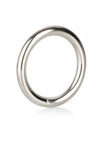 HEAVY METAL - metalowy ring na penisa - rozmiar M
