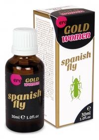 GOLD WOMEN SPANISH FLY - stymulator libido dla kobiet