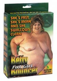 BETTY FAT GIRL DOLL - lalka kobiety o obwitych kształtach
