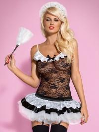 Obsessive - HOUSEMAID - seksowny kostium pokojówki