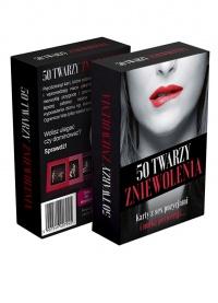 GRA 50 TWARZY ZNIEWOLENIA - erotyczna gra dla par