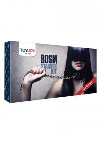Toy Joy BDSM STARTER SEX TOY KIT - elegancki zestaw erotyczny