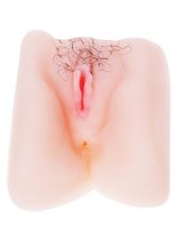 CYBER PUSSY AND ASS VIBRATION- realistyczny masturbator z wibratorem