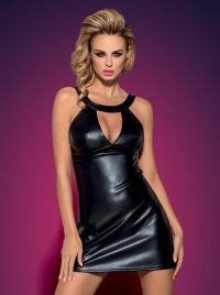 Obsessive - DARKSY DRESS - drapieżna sukienka