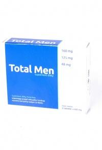 TOTAL MEN - bardzo silne tabletki erekcyjne dla mężczyzn / efekt viagry / 10 tabletek