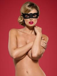 Obsessive - GUIPURE LOVE MASK 2G - seksowna maska przysłaniająca oczy