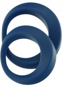 COCKRINGS PERFECT TWIST - zestaw silikonowych pierścieni dla mężczyzn