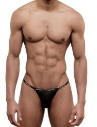 Doreanse Men - ADRIEN BLACK - seksowne stringi męskie