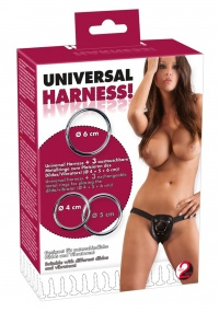UNIVERSAL HARNESS- uniwersalne majtki typu Strap-On