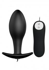 SPECIAL ANAL - silikonowy wibrator analny - 12 programów