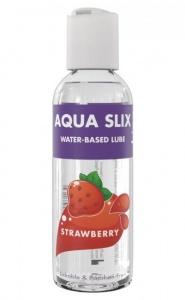 AQUA SLIX LUBRICANT - truskawkowy lubrykant na bazie wody 100ml