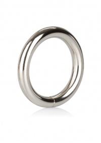 HEAVY METAL - metalowy ring na penisa - rozmiar S