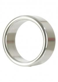 HEAVY METAL XTRA- szeroki, metalowy ring na penisa - rozmiar M