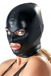BAD KITTY MASK FACE HOOD - maska z otworem na usta i oczy