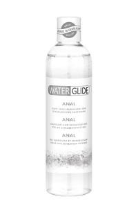 ANAL WATERGLIDE LUBRICANT  - profesjonalny lubrykant analny na bazie wody