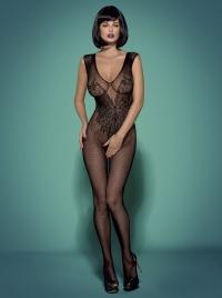 Obsessive -  BODYSTOCKING - elektryzujący kostium erotyczny