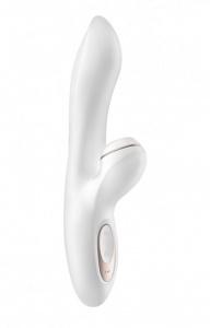 SatisFyer PRO+ G-Spot  - ekskluzywny wibrator ze stym. łechtaczki - systemem ssania