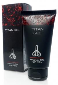 ORYGINAL TITAN GEL CLASSIC - specjalistyczny żel dla mężczyzn