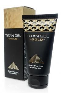 ORYGINAL TITAN GEL GOLD - specjalistyczny żel dla mężczyzn