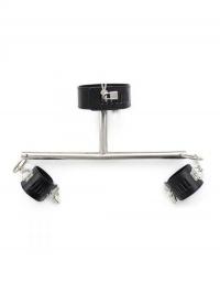 T4L ARMS TUBE RESTRAINT - metalowa uprząż - obroża + kajdanki