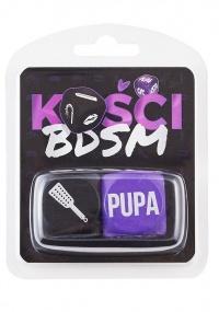 DICE KAMASUTRA BDSM - pikantne kostki do gry wersja BDSM