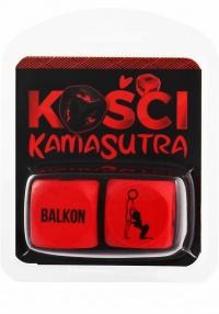 DICE KAMASUTRA CLASSIC - pikantne kostki do gry wersja klasyczna