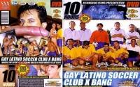 GAY LATINO SOCCER - 10 godzin [DVD]