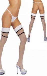 Roxana - MARITA - pończochy ze szwem