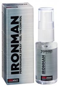 IRONMAN PERFORMANCE SPRAY - spray opóźniający wytrysk