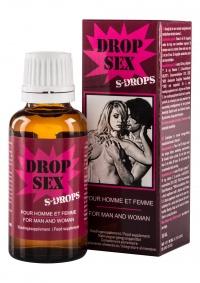 DROP SEX - krople zwiększające pobudzenie seksualne